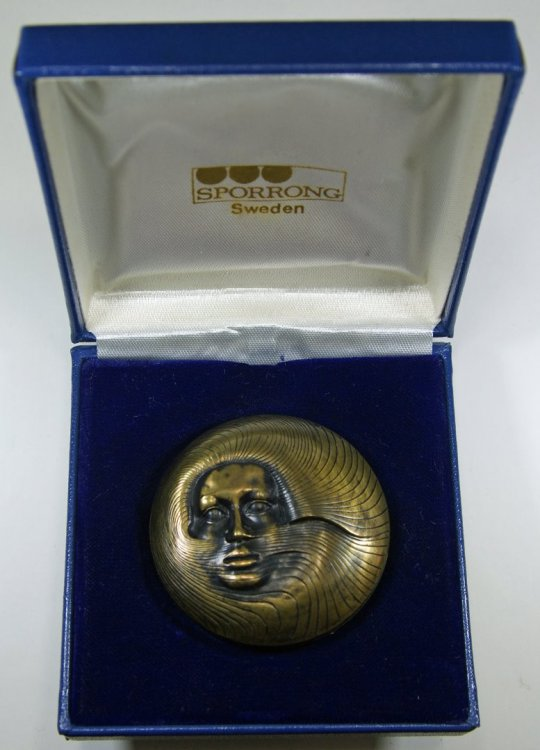 UN Conference on Human Enviroment 1972, Two Shared Bronze HK 037