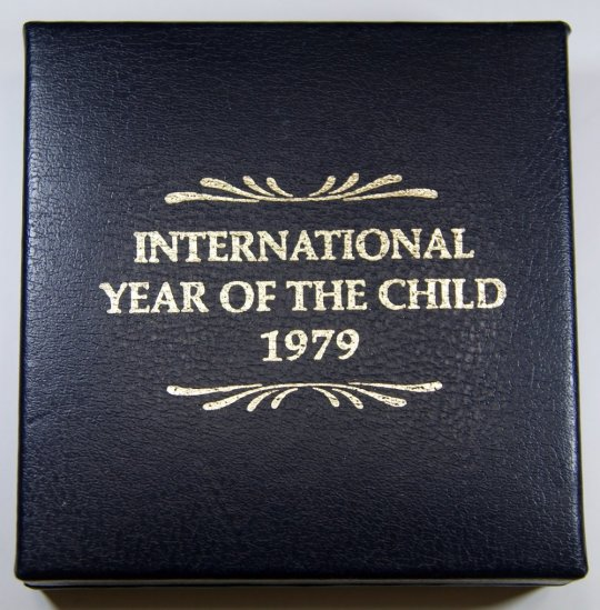 International year of the child 1979 HK 90